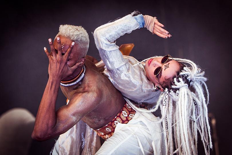 Светская хроника: фестиваль музыки и активного образа жизни «Ласточка» в «Лужниках»