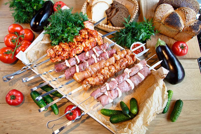 Пикник наобочине: как выбирать игде покупать мясо для шашлыка. Valenok