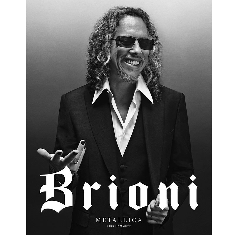 Men in Style: музыканты Metallica стали лицами Brioni