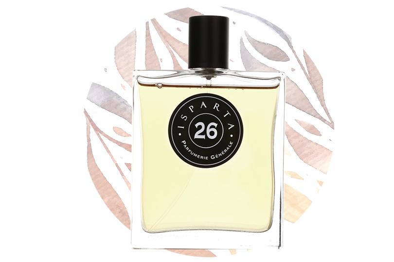 Дайте пять: главные парфюмерные премьеры сентября. 26Isparta, Parfumerie Generale