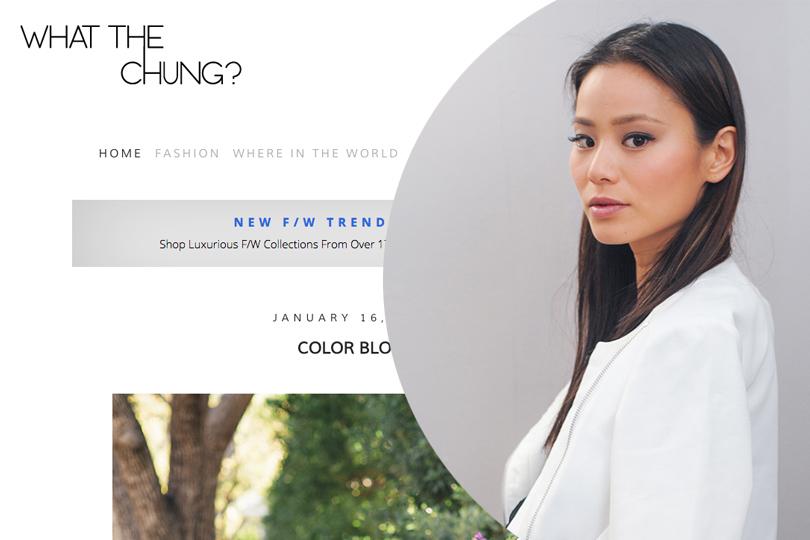 Джеми Чон, Whattheсhung.com