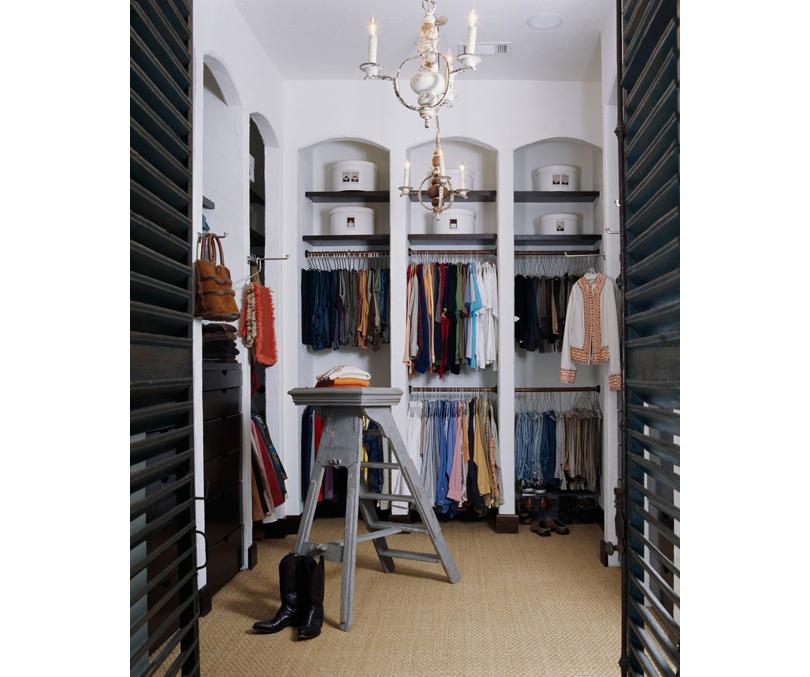 Дизайн & Декор: стильная и удобная гардеробная — как ее организовать? Kay Douglass