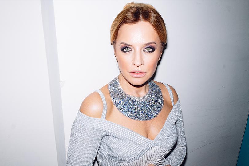 Гала-ужин Tiffany&Co.послучаю открытия нового магазина вМоскве. Виктория Шелягова