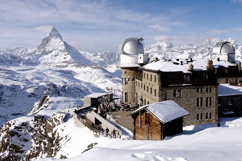 Где кататься на горных лыжах в мае: Церматт, Швейцария