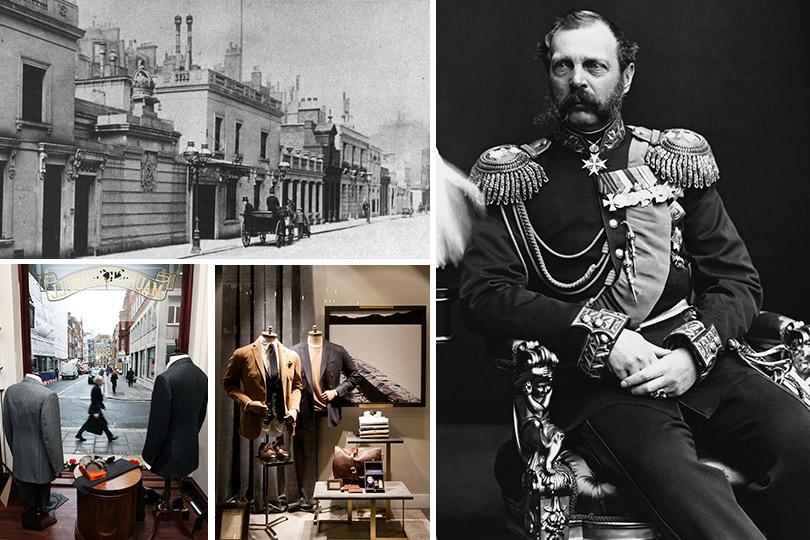 Красивая жизнь образца 1917года: люксовые марки наслужбе русской аристократии. Henry Poole &Co