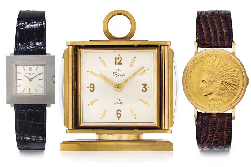 Осколки былой роскоши: любопытные лоты выставлены нааукцион. Часы Джо диМаджо