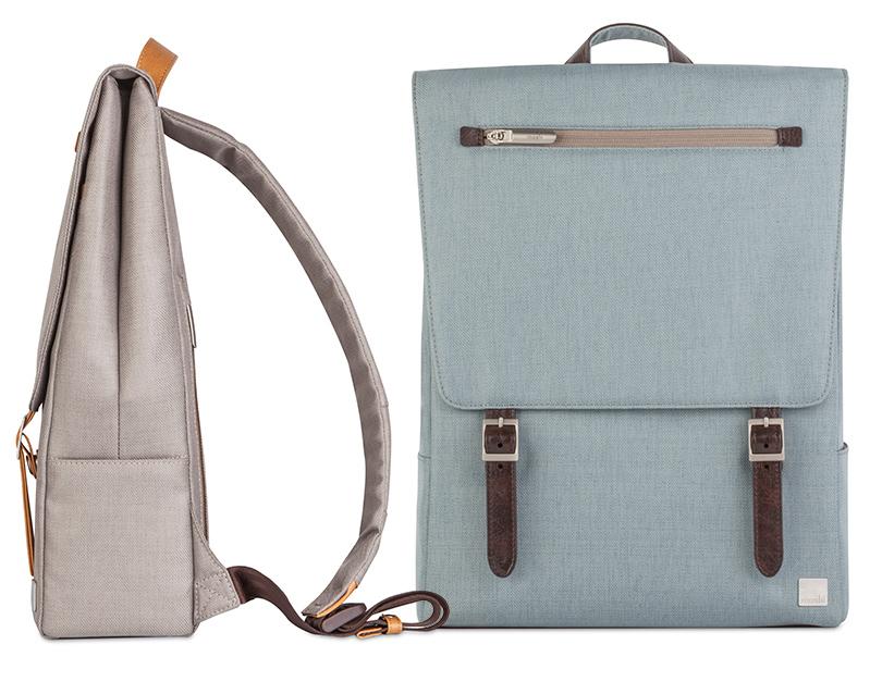 Новый год. Идея подарка: 8вещей, которые порадуют джетсеттеров. Стильный и удобный способ взять лэптоп в поездку — новый рюкзак Moshi