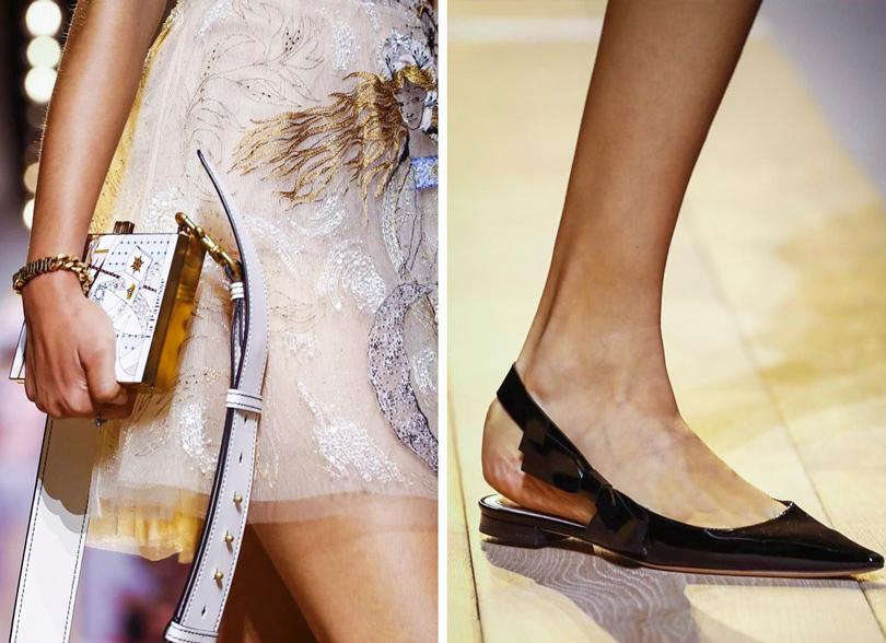 Style Notes: первая коллекция Марии Грации Кьюри для Dior