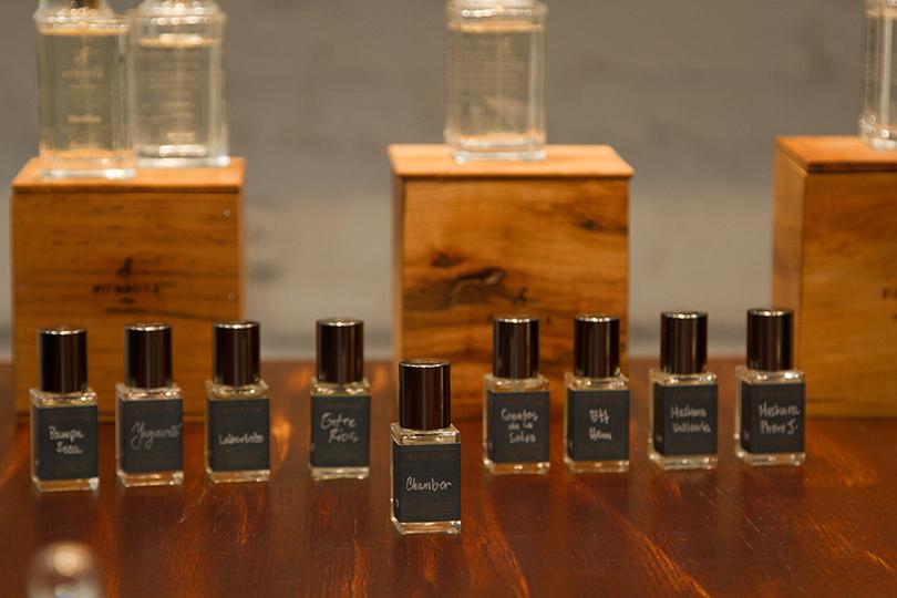 Вовласти ароматов: парфюмерные эксперименты сFueguia 1833