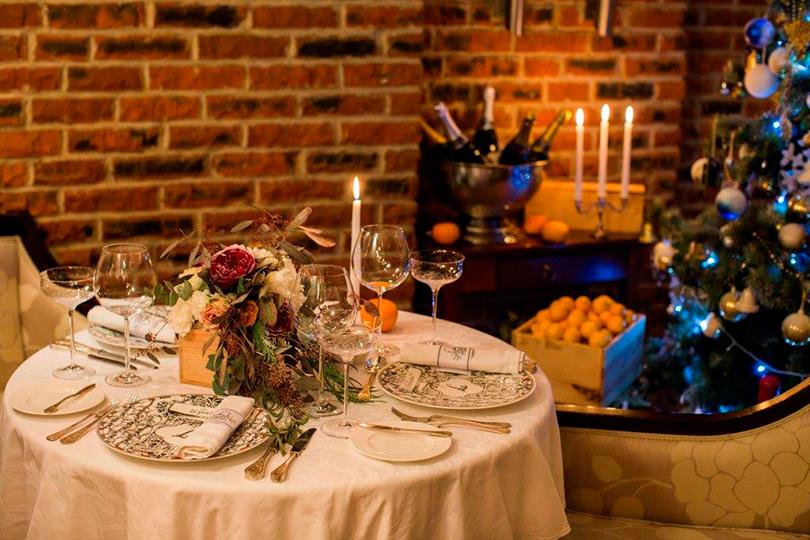 Праздники в московских ресторанах: Le Restaurant