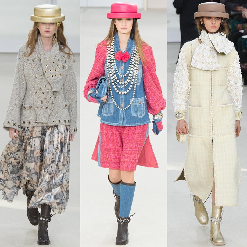Самые знаковые показы Недели моды в Париже, 2016: Chanel