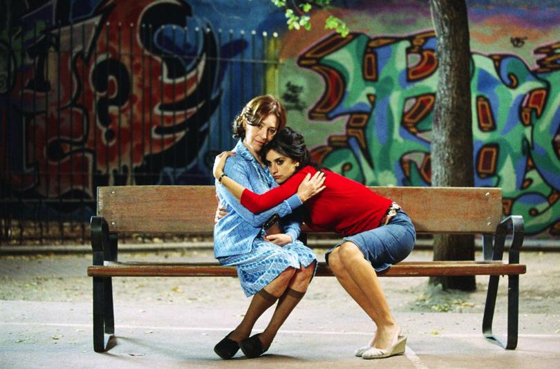 Кармен Маура иПенелопа Крус в«Возвращении» (2006г.)