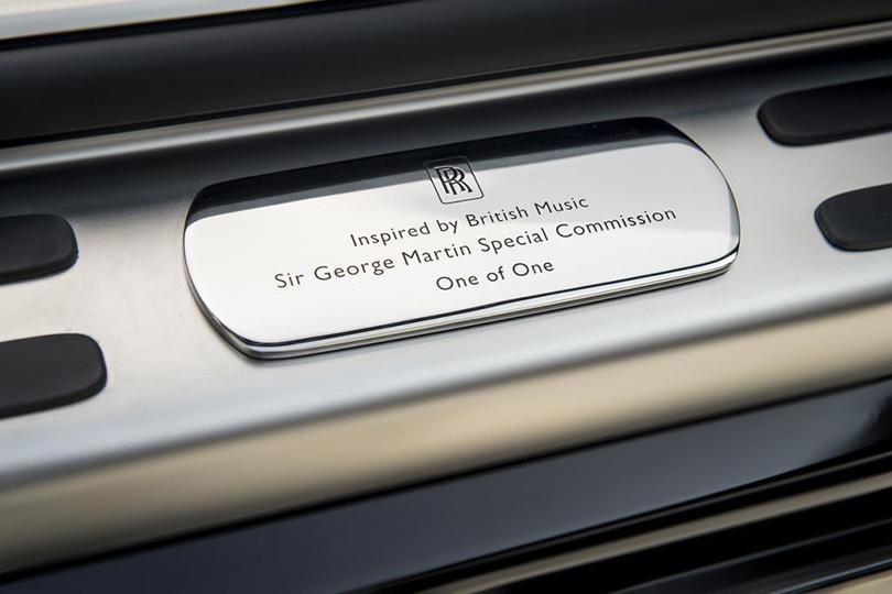 Рокеры зарулем: дизайн Rolls-Royce разработали музыканты The Who иThe Kinks