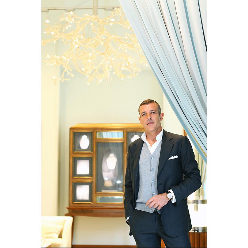 Никола Андреатта (Tiffany &Co.)