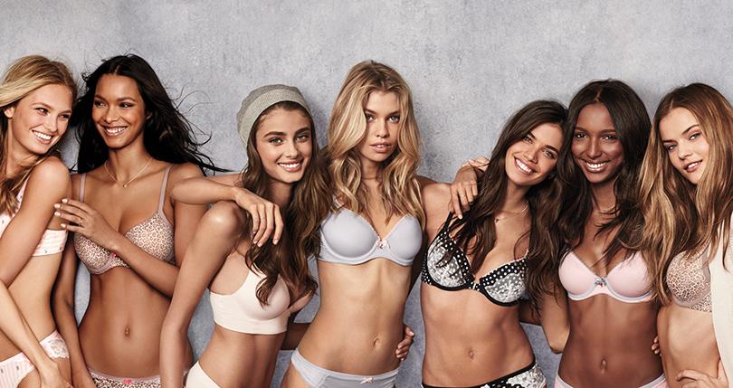 Style Notes: секреты Victoria's Secret. Как превратить бренд в культурный феномен? Теперь каталоги Victoria's Secret не подвергаются сильной цифровой обработке, показывая женщин такими, какие они есть, что, в свою очередь, стало очередным серьезным шагом на пути к принятию реальной, неотретушированной красоты.