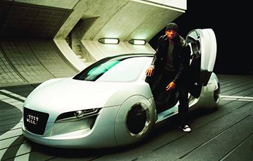 Автомобили для супергероев идругие подвиги отдела маркетинга. «Я, робот», 2004