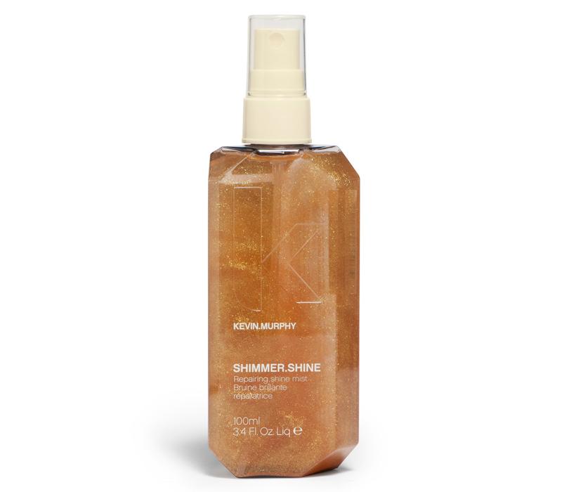 Идеальная косметичка: 7 средств для волос на все случаи жизни. Наслучай, когда нехватает витаминов: Kevin Murphy Shimmer Shine Repairing Mist