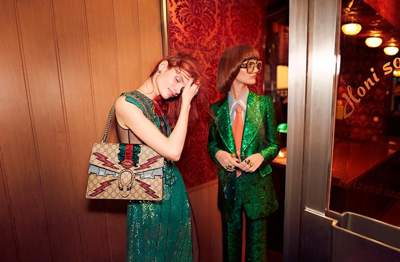 Лучшие рекламные кампании сезона весна-лето 2016: Gucci
