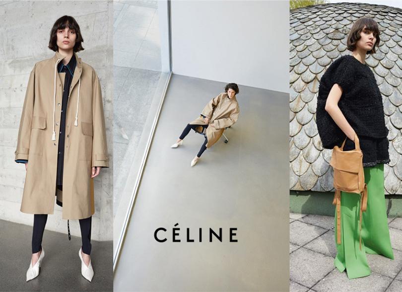 Style Notes: 5причин обратить внимание нааксессуары Céline. Философия парижского Дома Céline