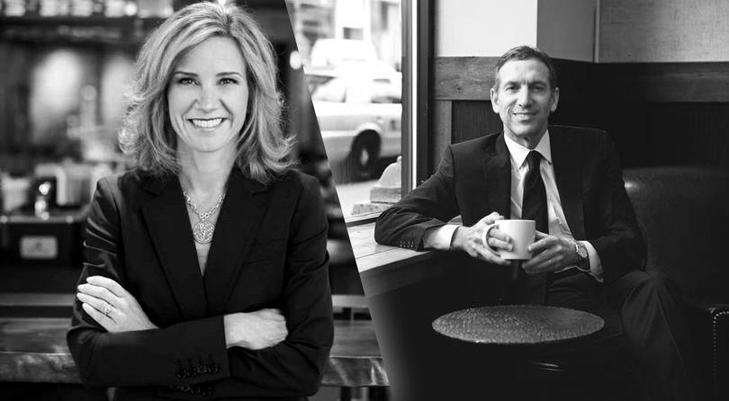 Business & Lifestyle: как организуют свой день успешные люди? Мишель Гасс и  Говард Шульц