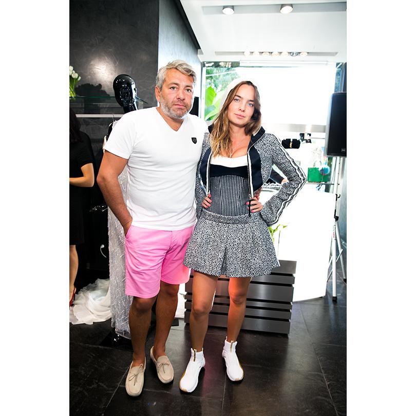 Edem Couture в Сочи: Евгений Финкельштейн и Мария Миро