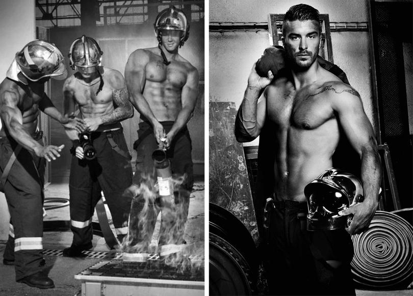Блог редакции: торсы 2.0— как обычные европейские парни становятся героями модных календарей