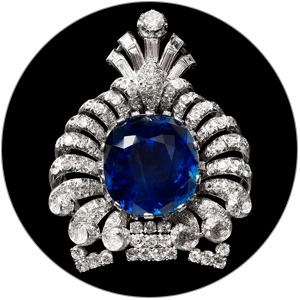 Royal extravaganza: Indian jewels from the Al-Thani collection. Дворец Grand Palais, Париж