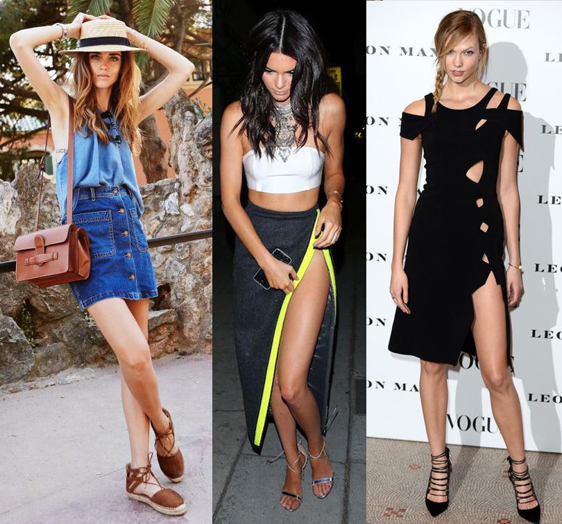 Shoes & Bags Blog: почему fashionistas выбирают Aquazzura? Кьяра Ферраньи, Кендалл Дженнер, Карли Клосс