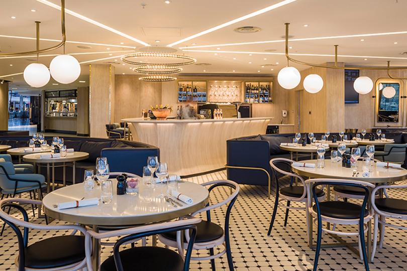 Набегу: лучшие рестораны ваэропортах инавокзалах. The Gorgeous Kitchen