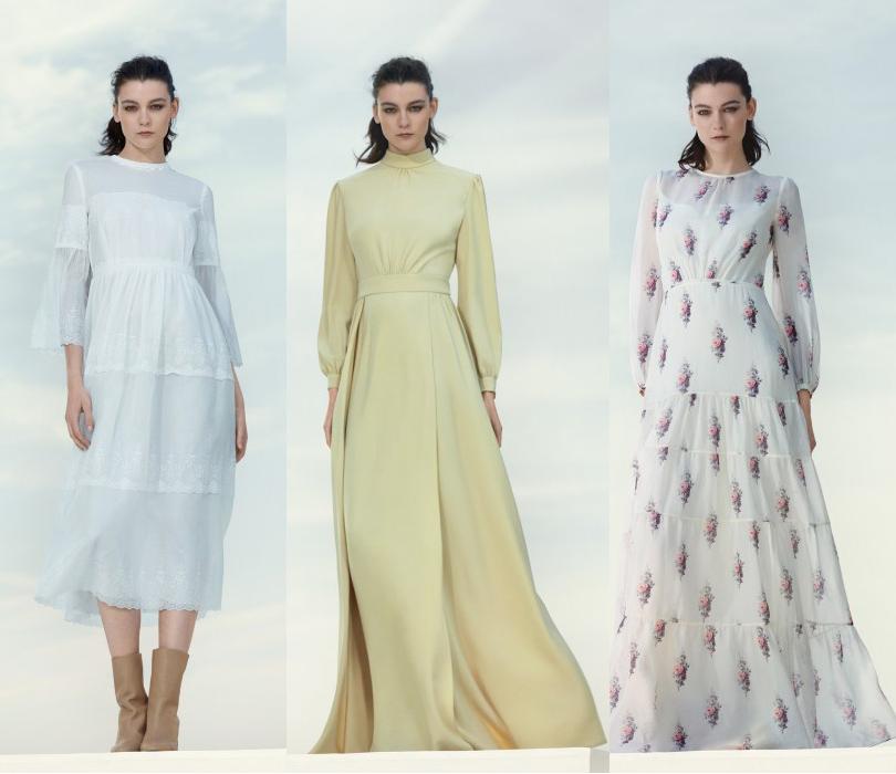 Style Notes: как выбрать платье на выпускной? 8 модных идей от российских дизайнеров: легкое дыхание, Vilshenko