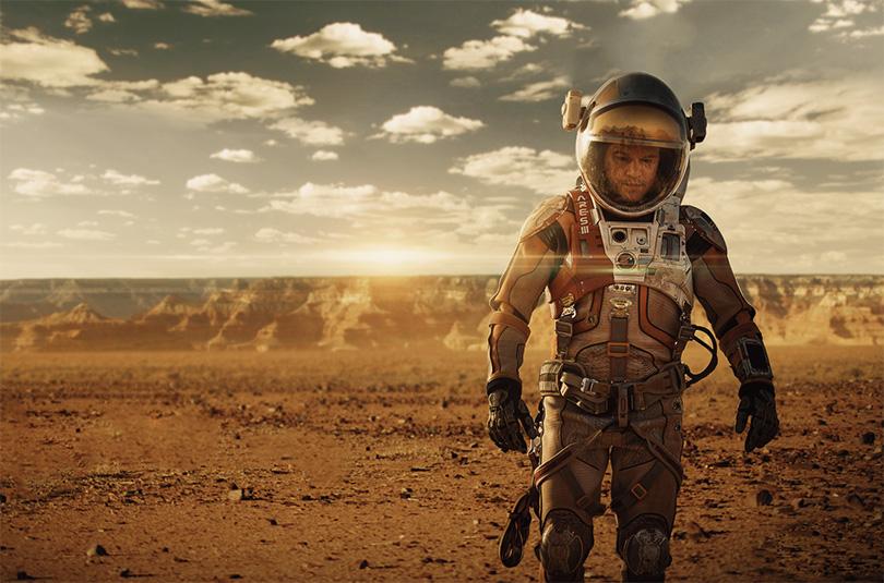 Обязательно к просмотру — фильмы, номинированные на «Оскар»: «Марсианин»