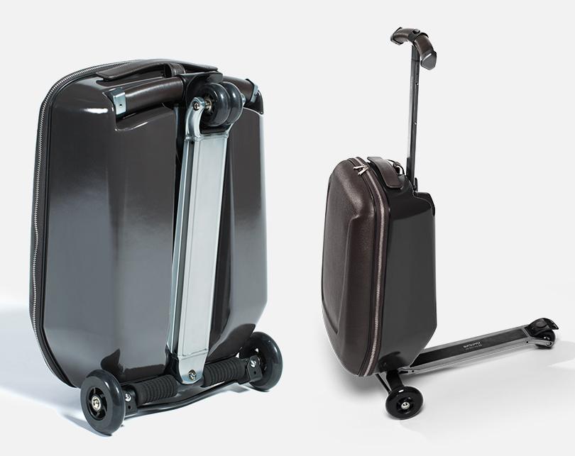 Новый год. Men inStyle: 9идей подарка для мужчины совкусом. «Гоночный» чемодан, Suitsupply