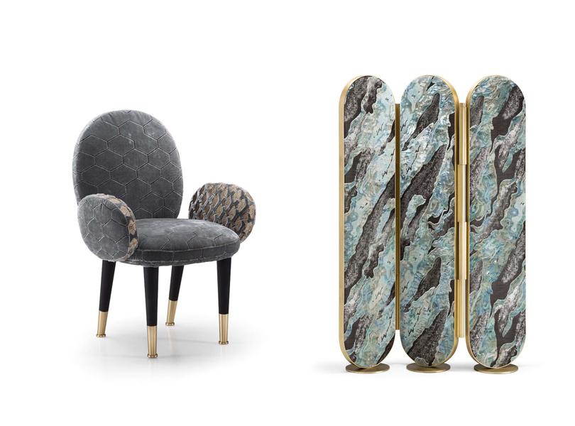 Design & Decor с Еленой Соловьевой: основные тренды Миланского мебельного салона. Bonotto