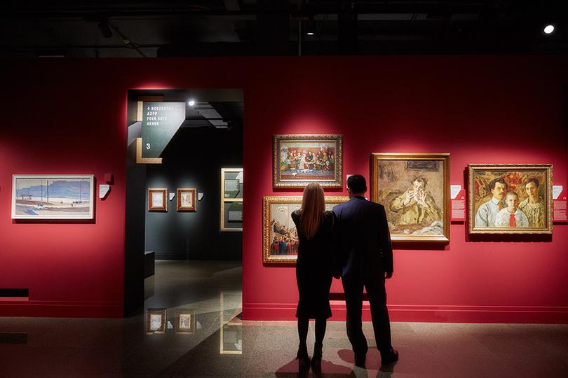 «Музей будущего» налекции архитектора Антонио Ортиза вИРРИ