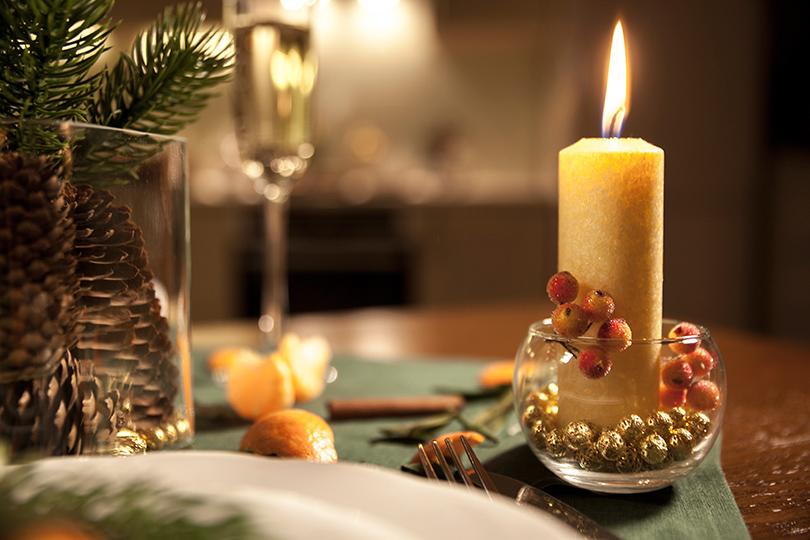 Новый год. Дизайн &Декор: интересные идеи посервировке стола кпраздникам