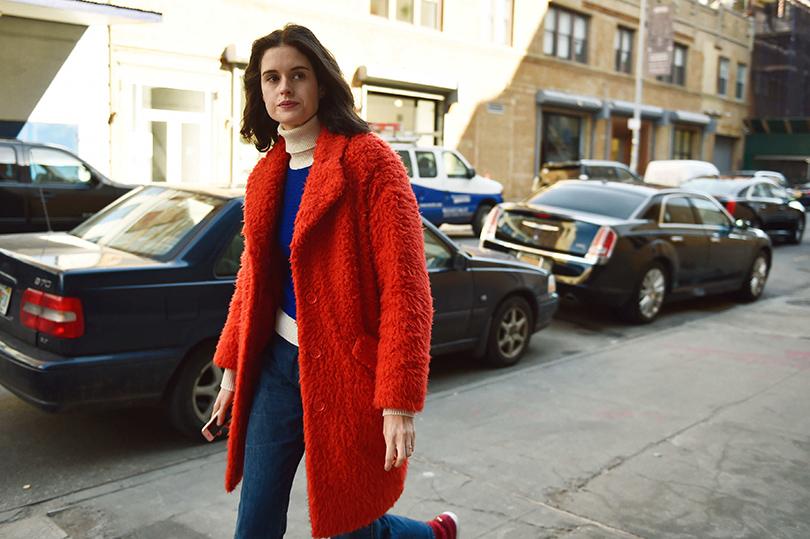 Лучшие образы на Неделе моды в Нью-Йорке: стилист Хлоя Хилл