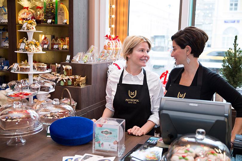 Хорошие новости: благотворительный праздник в«Десерт-баре» отеля «Метрополь»