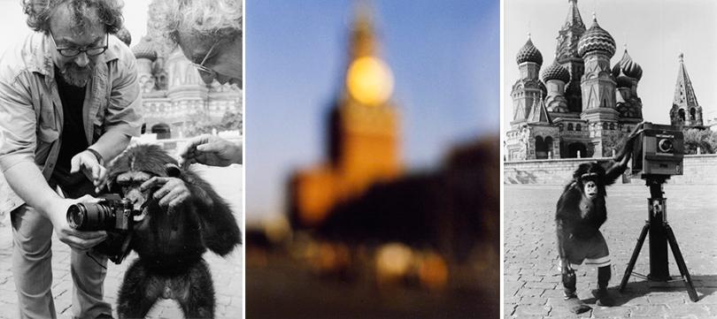 «Фотографии Микки в соавторстве с Виталием Комаром и Александром Мелаидом»