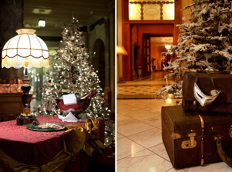 Новый год в Северной столице: Гранд Отель Европа