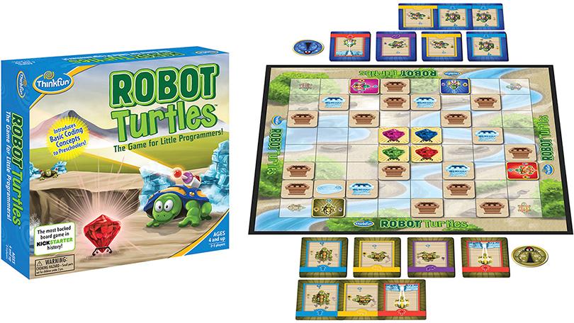 Posta Kid's Club: робот в детской — воспитываем программистов с молодых ногтей. Robot Turtles