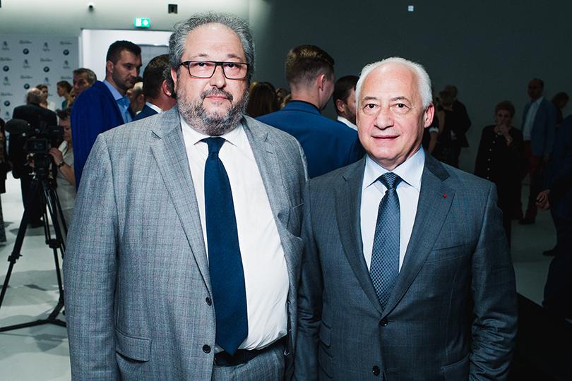Борис Минц и Владимир Спиваков