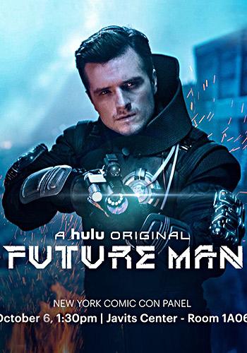 Полиамория, комедия будущего идрама Дикого Запада: новые сериалы ноября. «Человек будущего» (Future Man)