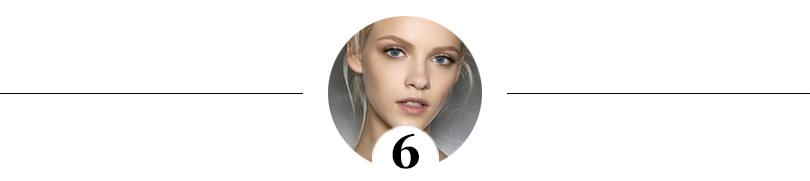 6. Обратите внимание наформу ицвет бровей