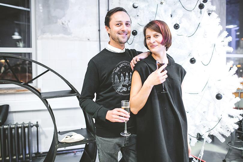 Ксения Чудинова и Милослав Чемоданов