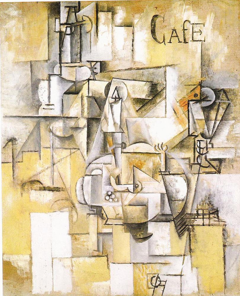 Пабло Пикассо — «Голубь с зеленым горошком»