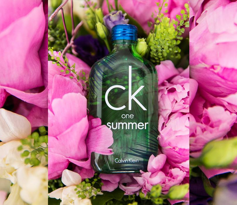 АромаШопинг: шесть ароматов для летнего путешествия. НаСанторини сCalvin Klein CKOne Summer