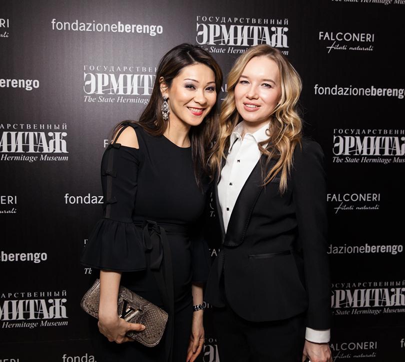 Марина Ким и Ида Лоло