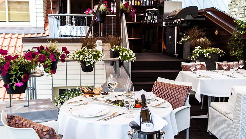 Beauty-каникулы в рижском Dome Hotel & SPA Relais & Châteaux: романтический ужин надвоих вгастрономическом ресторане LeDome