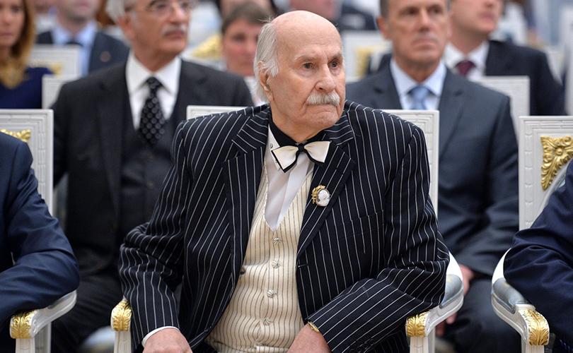 Men in Style: человек-эпоха и настоящий джентльмен Владимир Зельдин