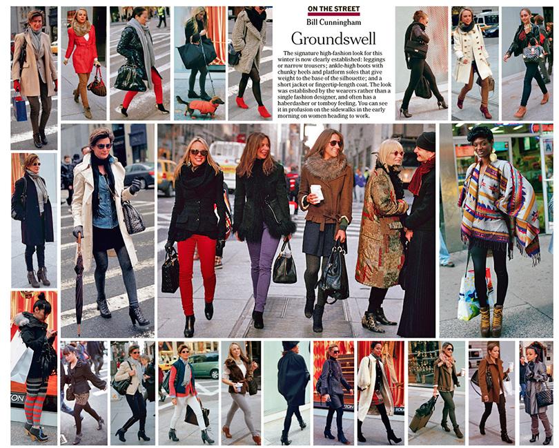 Style Notes: легенда модной индустрии и основатель направления street-style фотографии